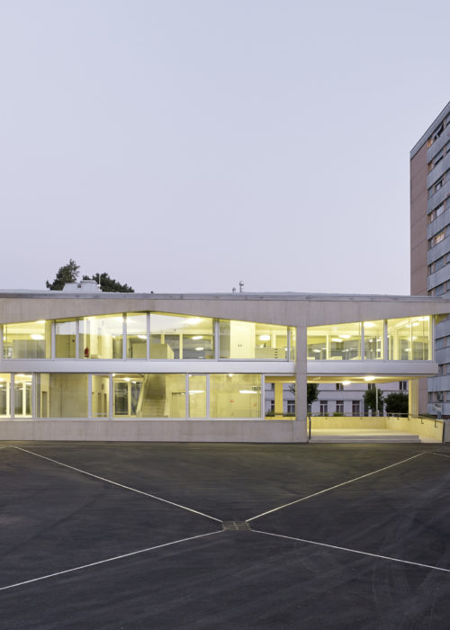Schule Botzet Fribourg