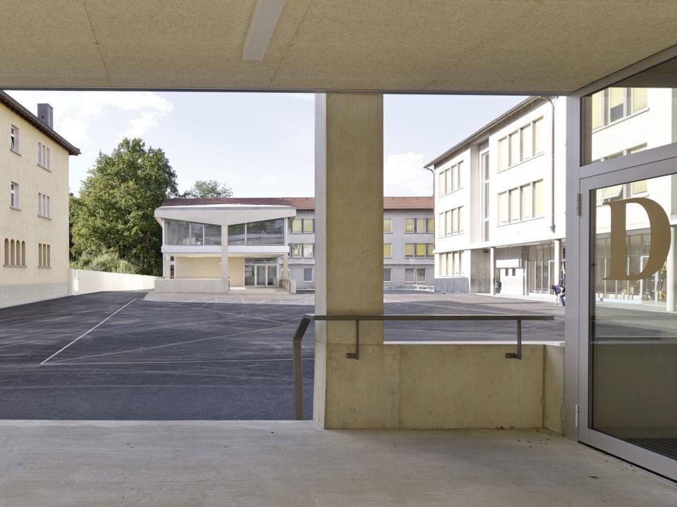 mazzapokora: Schule Botzet Fribourg
