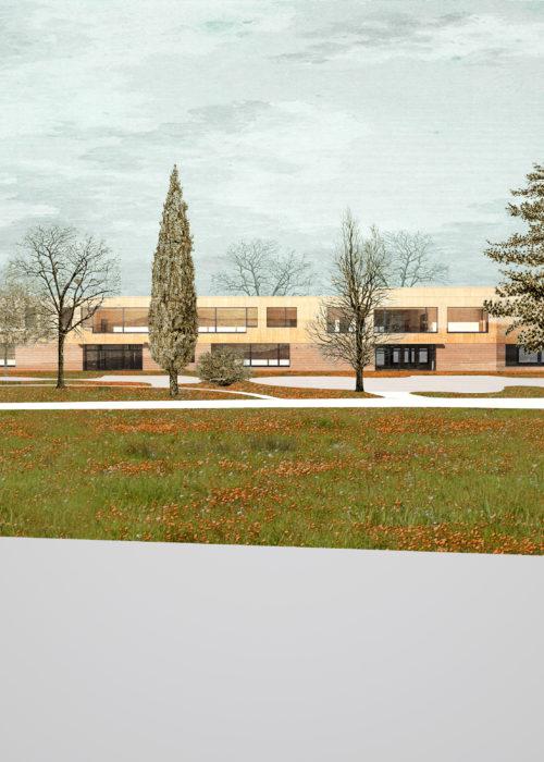 Schulhaus La-Tour-de-Peilz