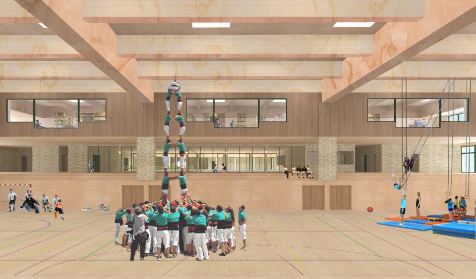 mazzapokora: Schulhaus La-Tour-de-Peilz
