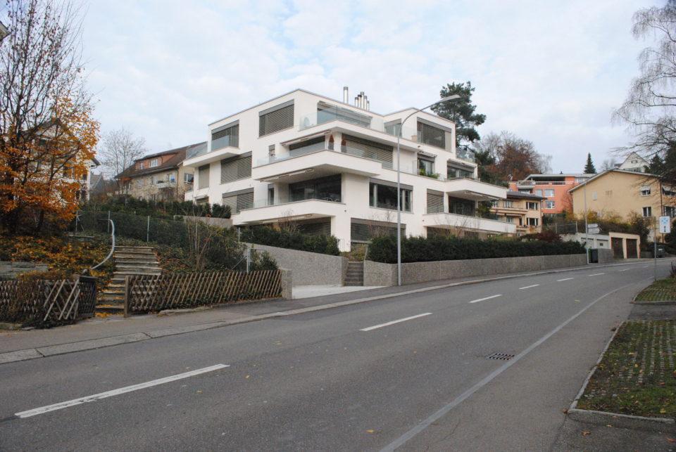 mazzapokora: Wohnhaus Zürich