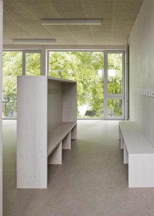 Schulprovisorien Fribourg