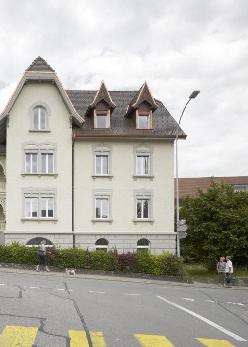 Umbau Wohnhaus Bremgarten