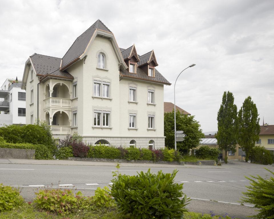 mazzapokora: Umbau Wohnhaus Bremgarten