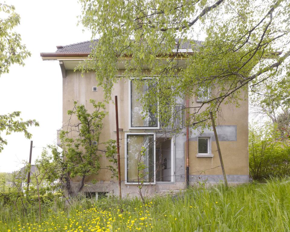 mazzapokora: Umbau Wohnhaus Jens