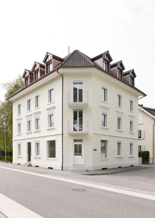 Umbau Wohnhaus Wettingen